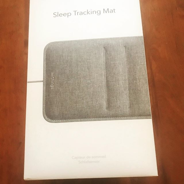 Latest purchase. Sleep tracking pad. I've not been quite at my usual plentiful energy levels this year. I'm intrigued with what can be learned about my sleep patterns. Day two key finding ..... I snore for approximately 1 hour 15 minutes a night! Not news to @crawfordstrat_sicilia I suspect!