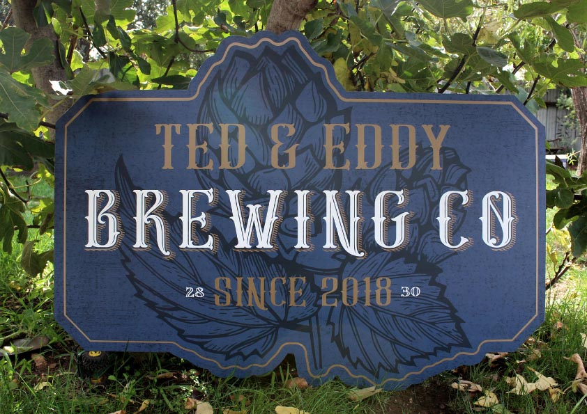 brewery signs