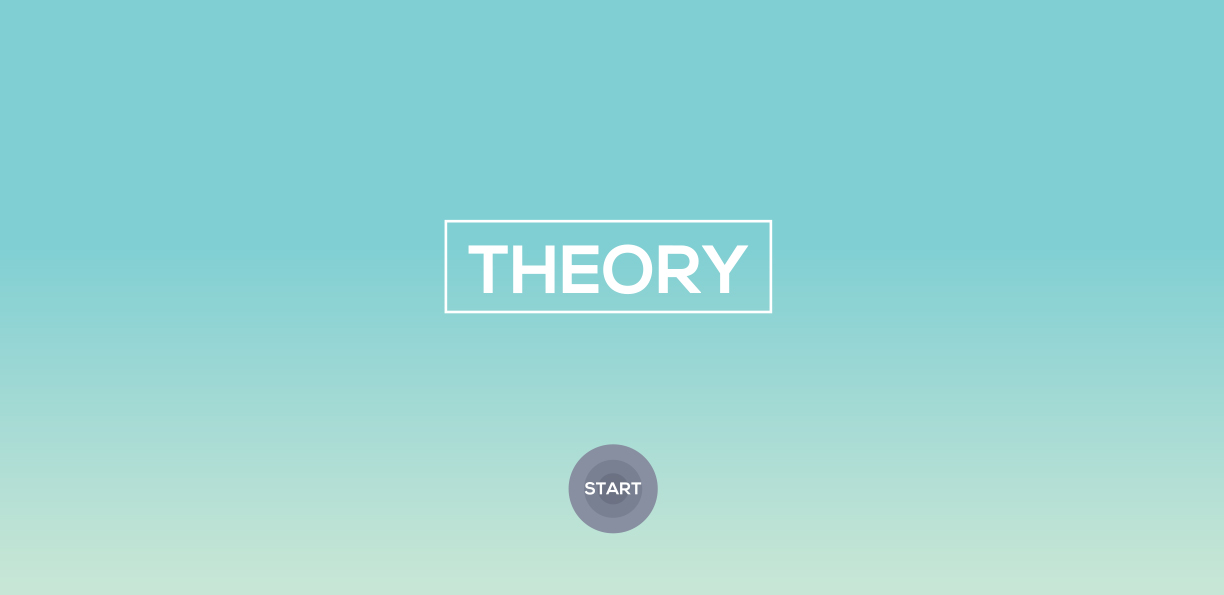 Theory game logo
