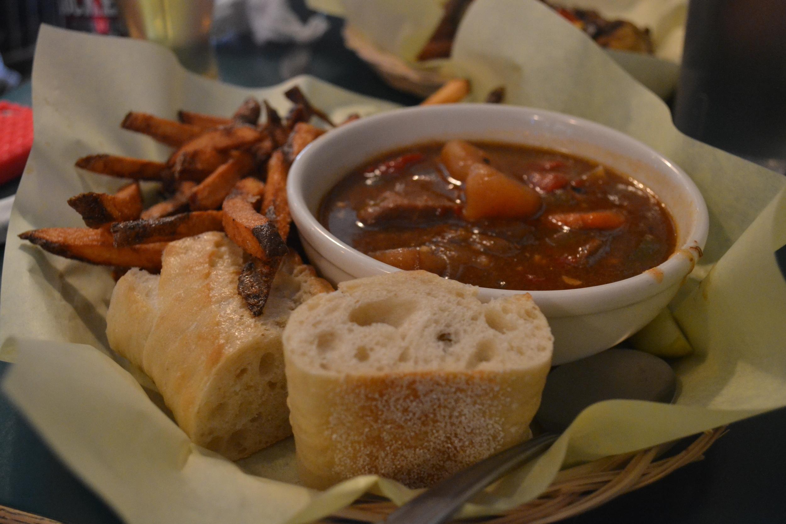 Lamb Stew / Estofado de Cordero