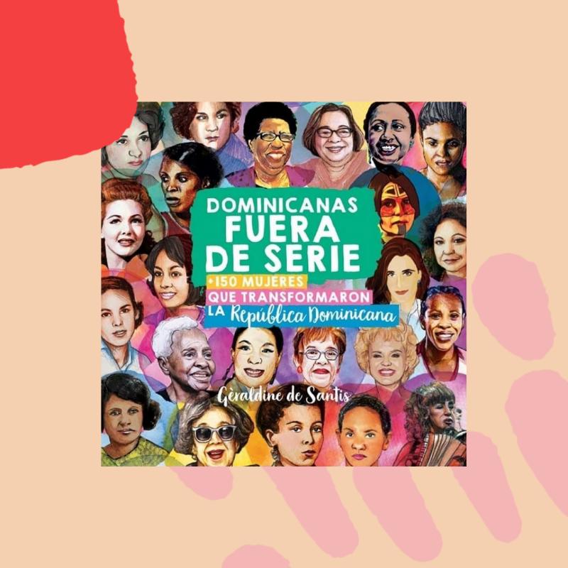 Dominicanas Fuera de Serie Libro