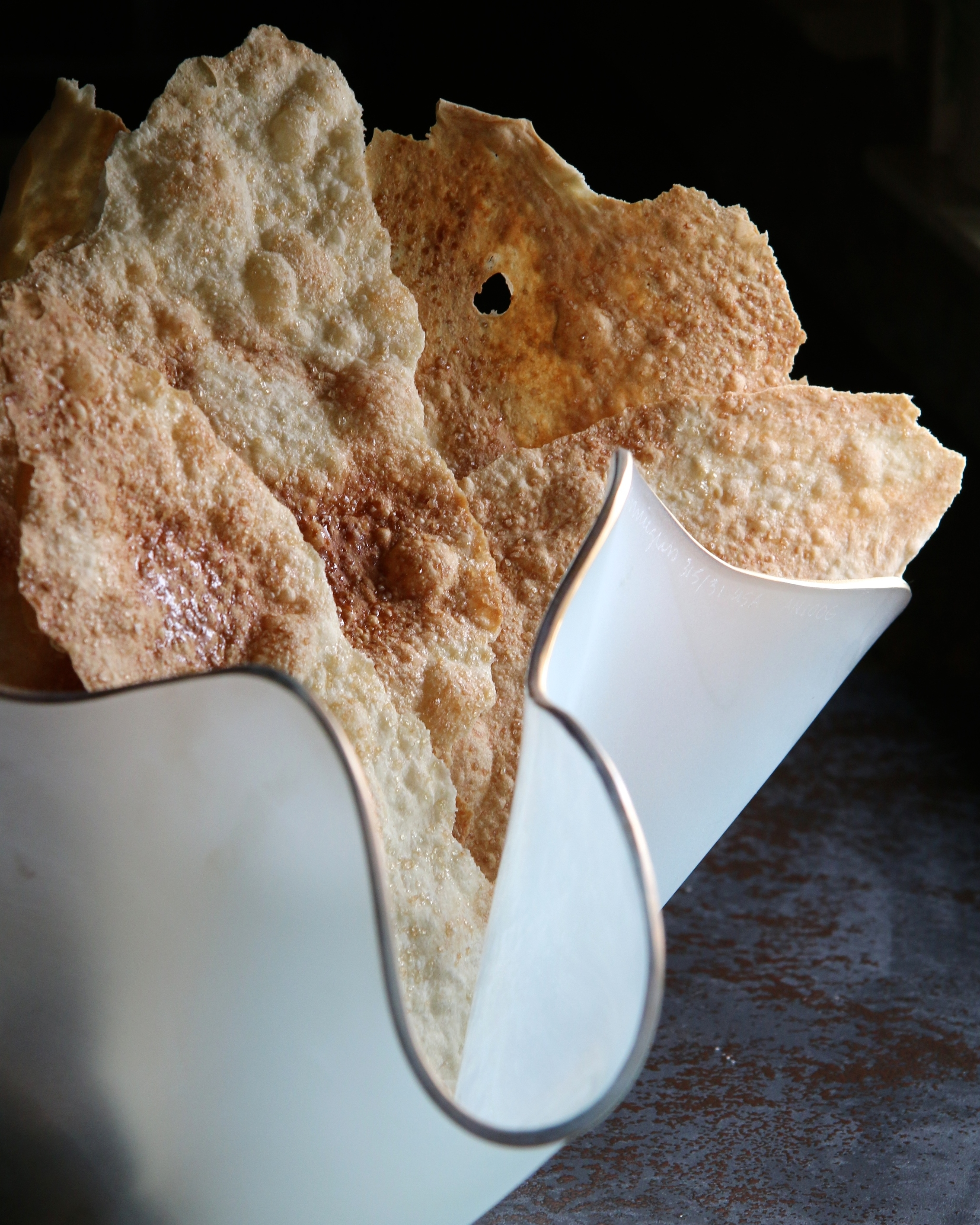 Looking for a fab flat breadfor your tartare? - Check out my lavash recipe! You're gonna love it!!!