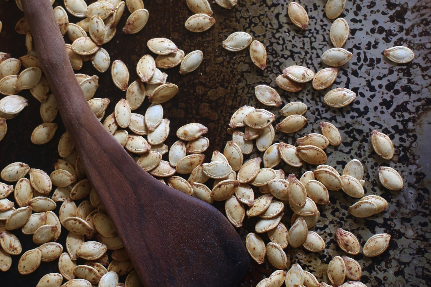 Looking for more Autumn recipes? - Click here for roasted pumpkin seeds and more…
