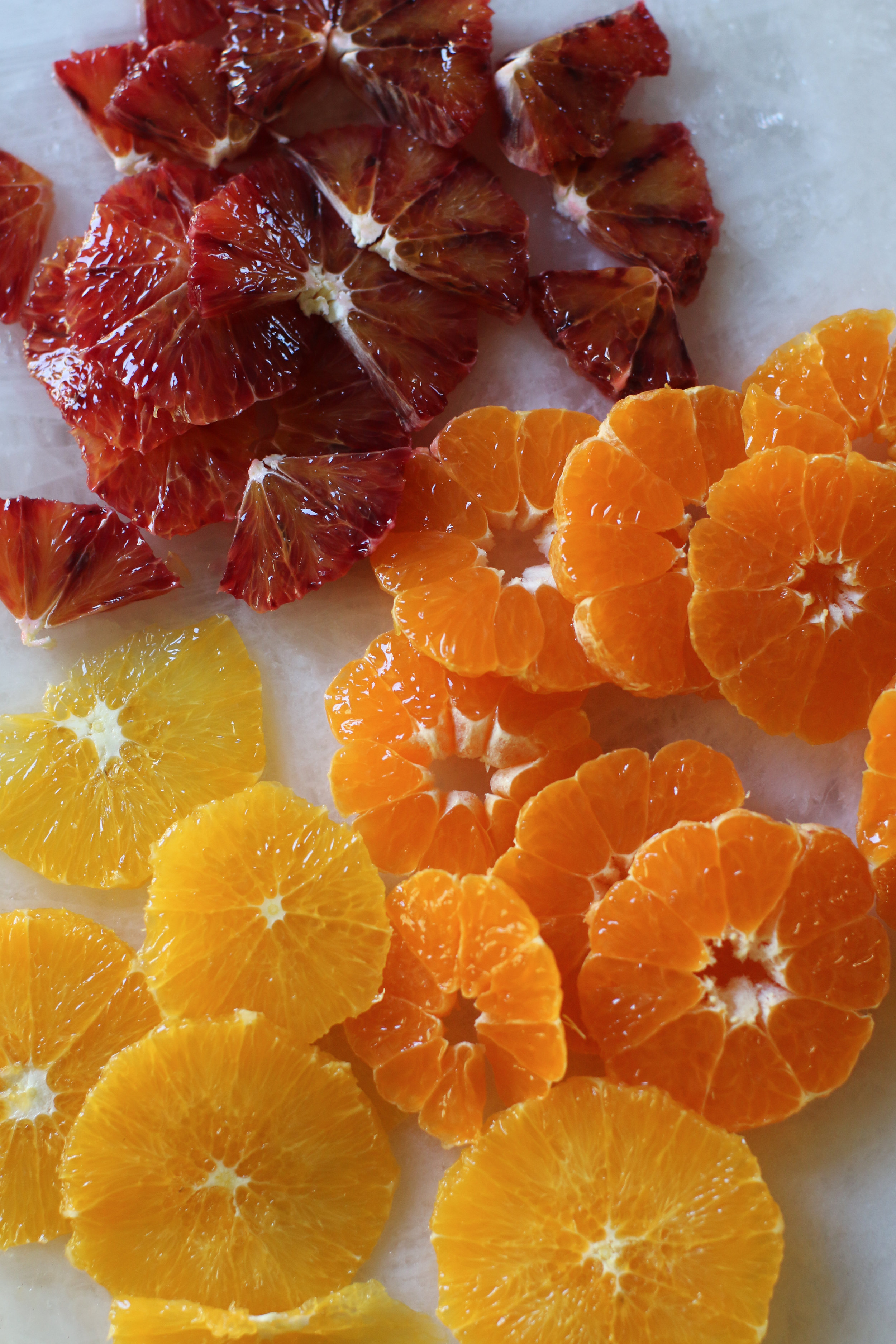 Do you have extra citrus on hand? Try the following juicy citrus recipes. - Citrus Pickled Shrimp, Charred Winter Citrus or Spicy Candied Orange Peel.