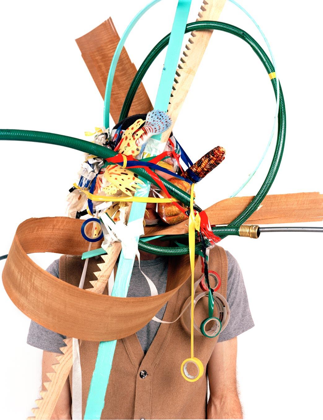 Untitled (garden hose) 2006