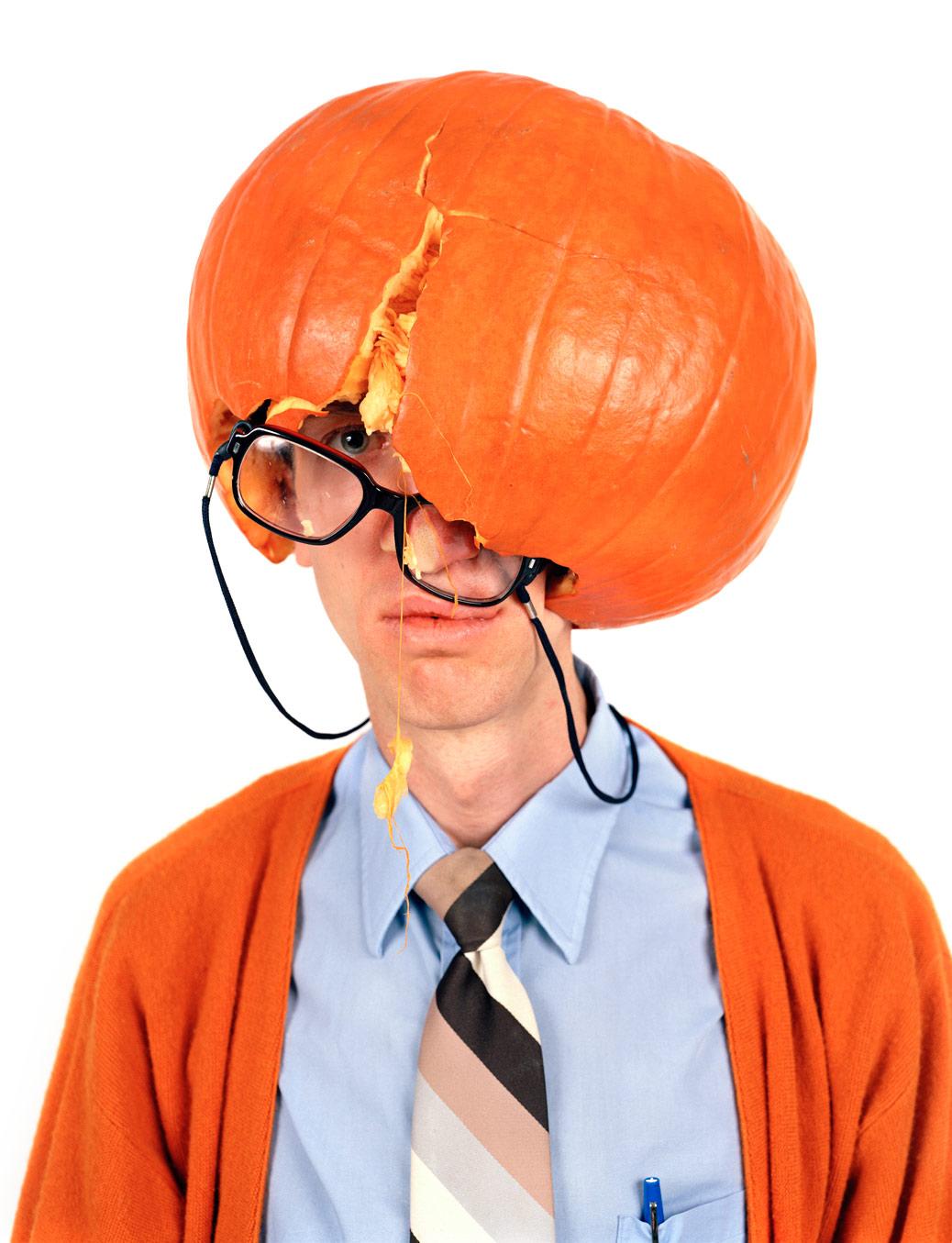 Untitled (pumpkin) 2006