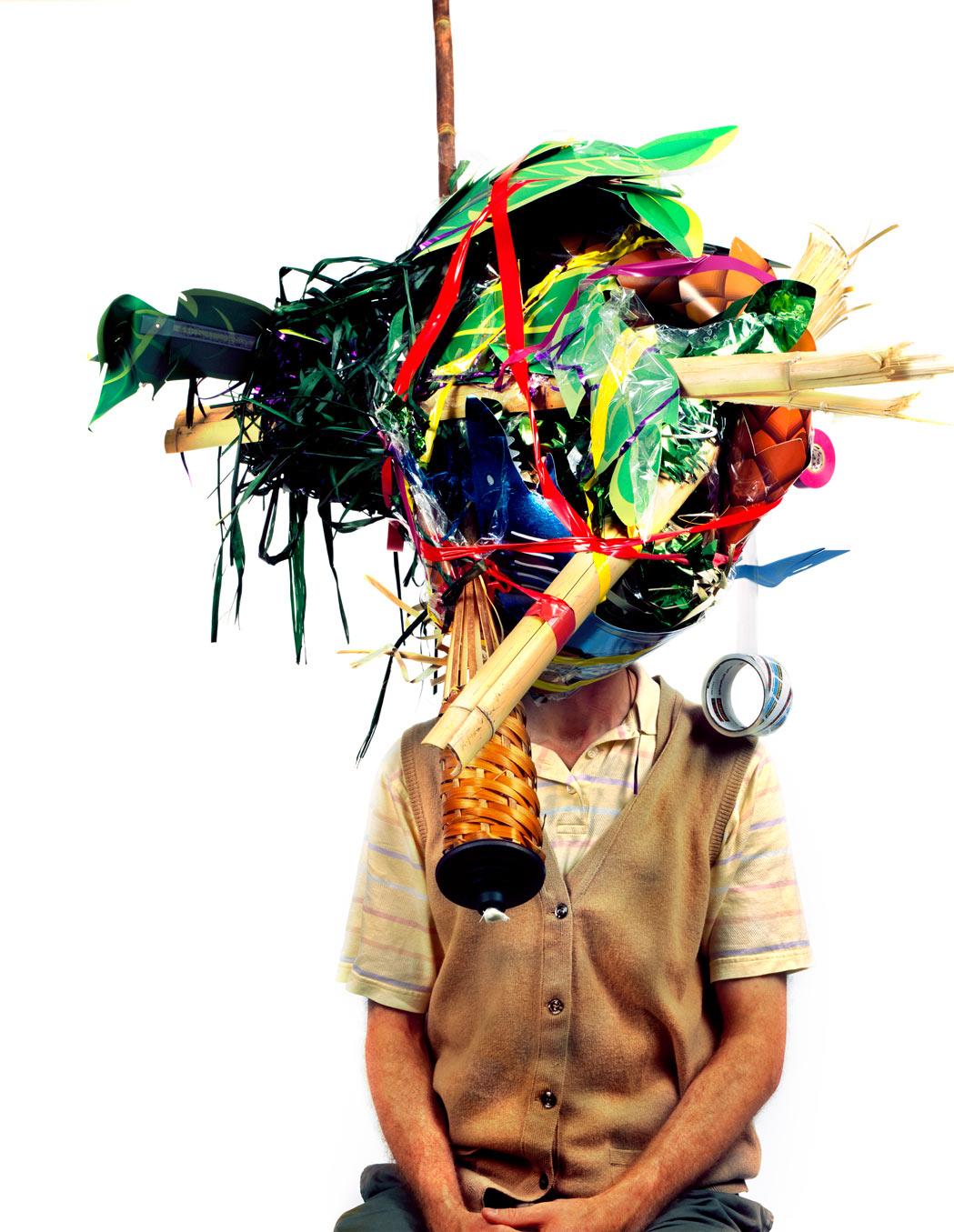 Untitled (tiki) 1 2009