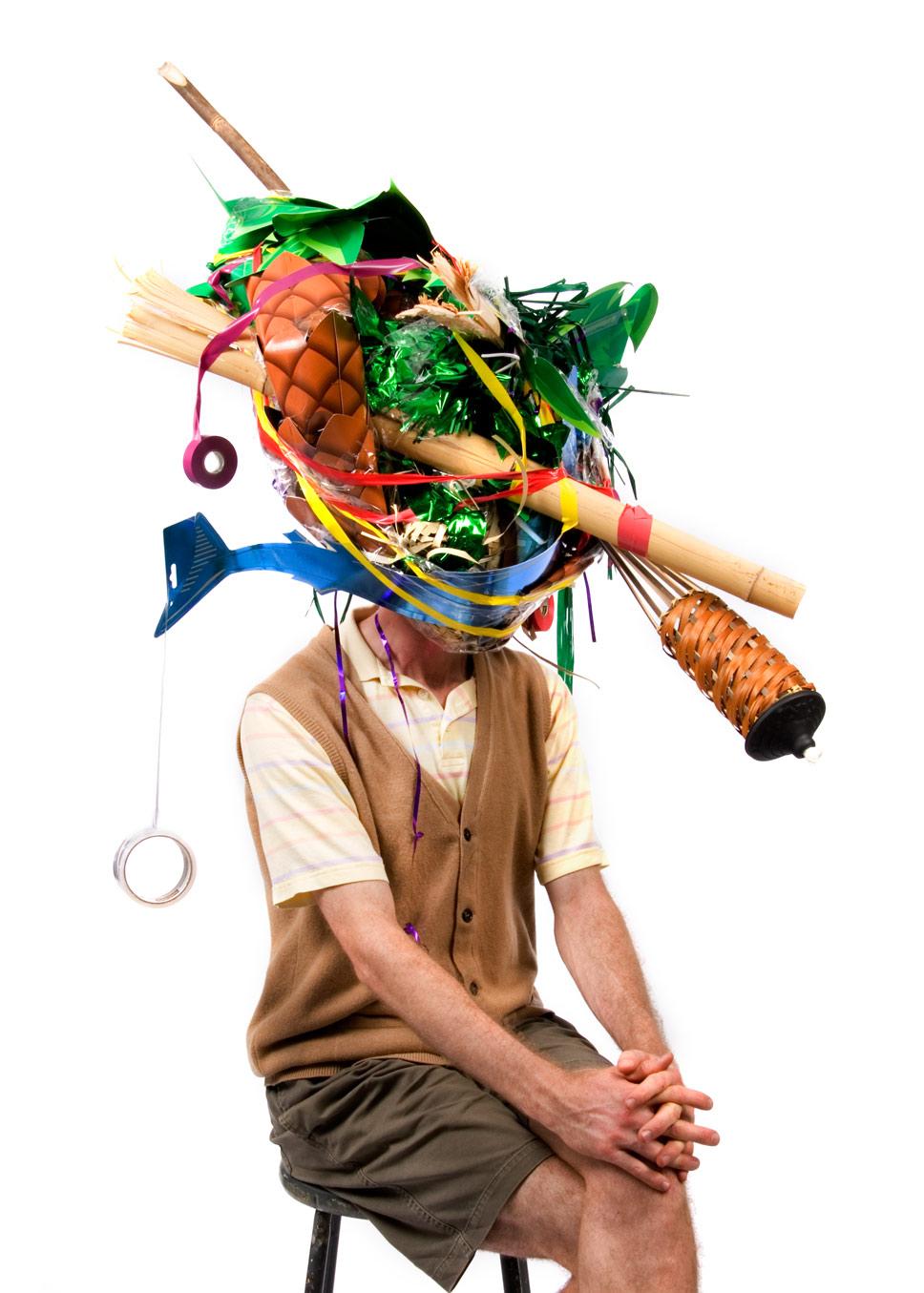 Untitled (tiki) 2 2009
