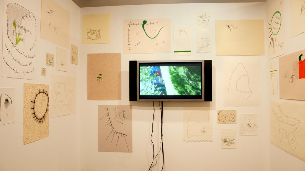 Studio Visit Studies
