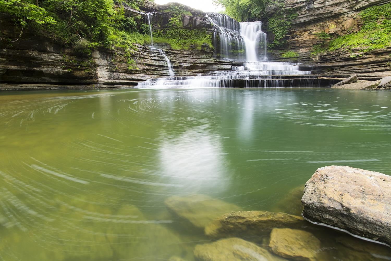 Cummins Falls - Cummins Falls State Park