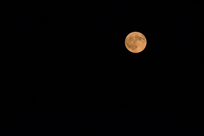 Fall Full Moon