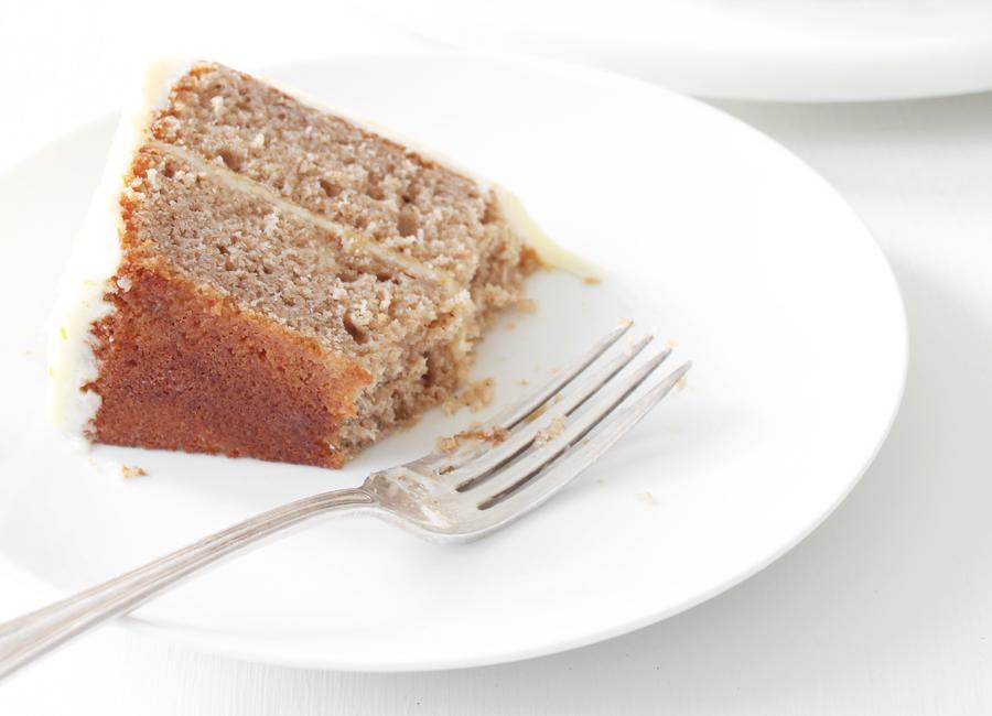 buttermilk spice cake