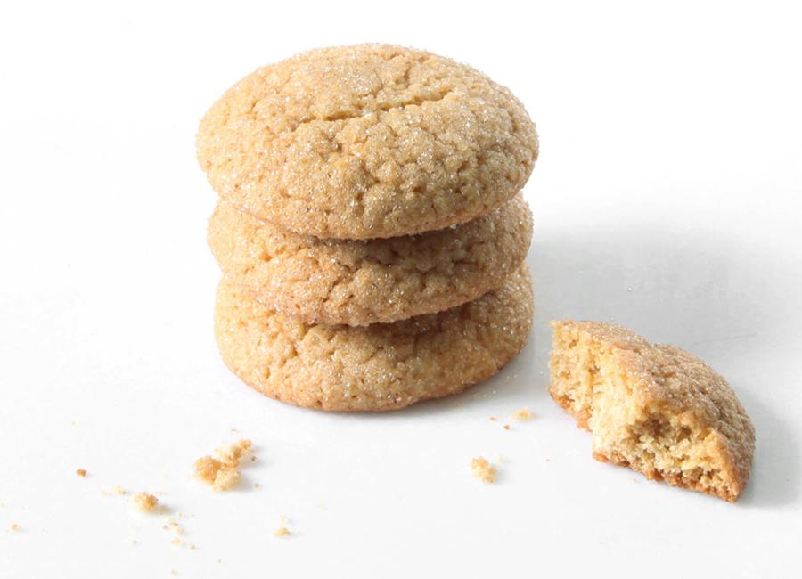 cider spice cookies