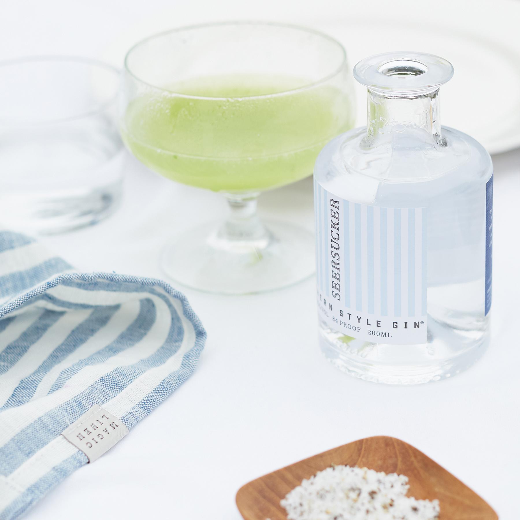 cucumber gin sour