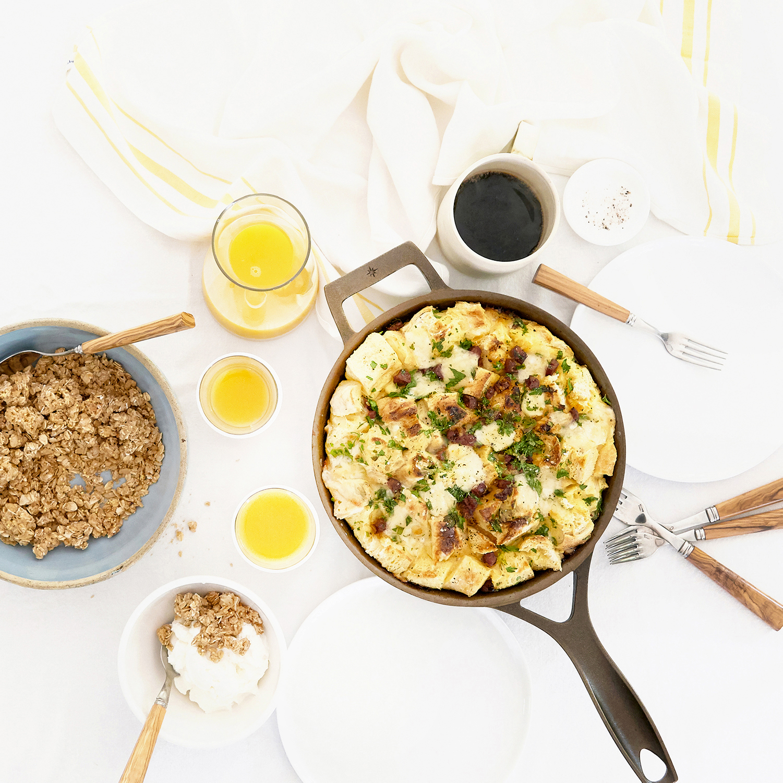 breakfast strata