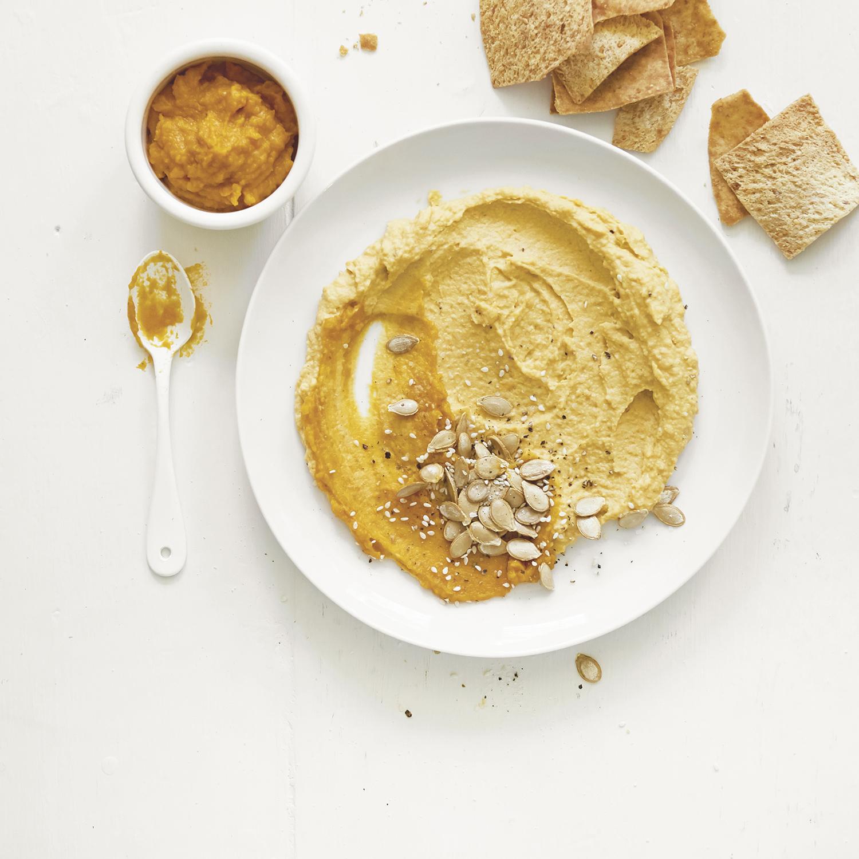 butternut squash hummus