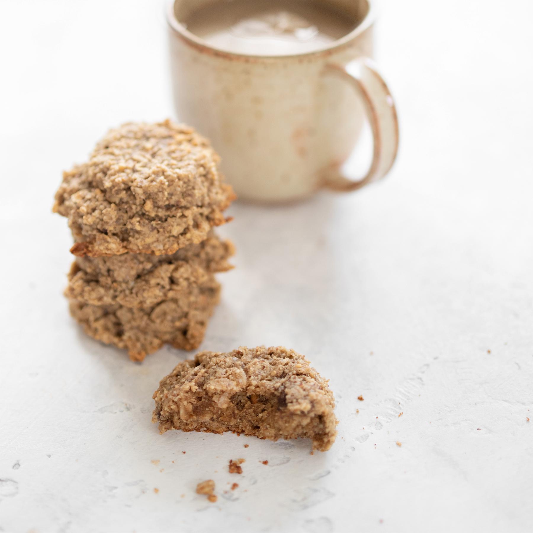 chai breakfast cookies