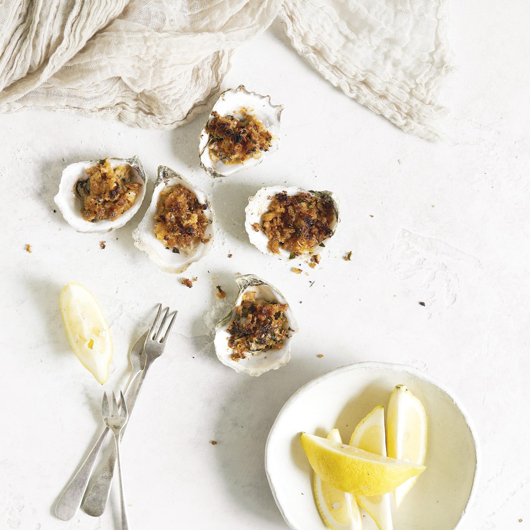 cajun-stuffed oysters