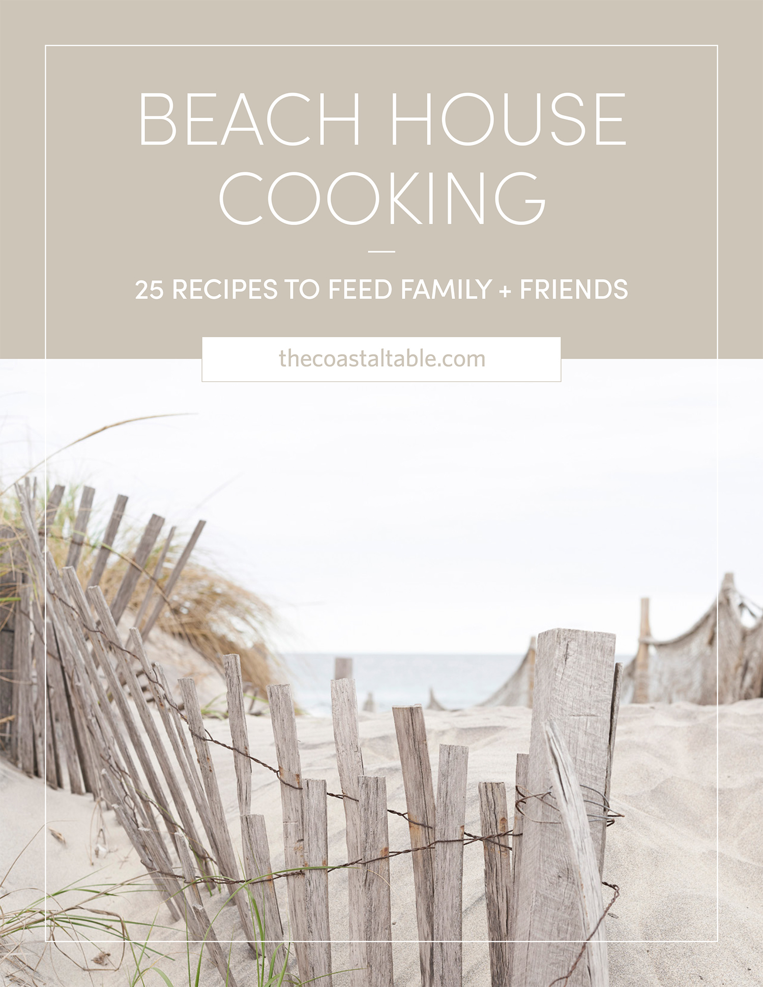Beach House Cooking e-book