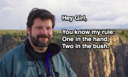 Hey Girl Birding