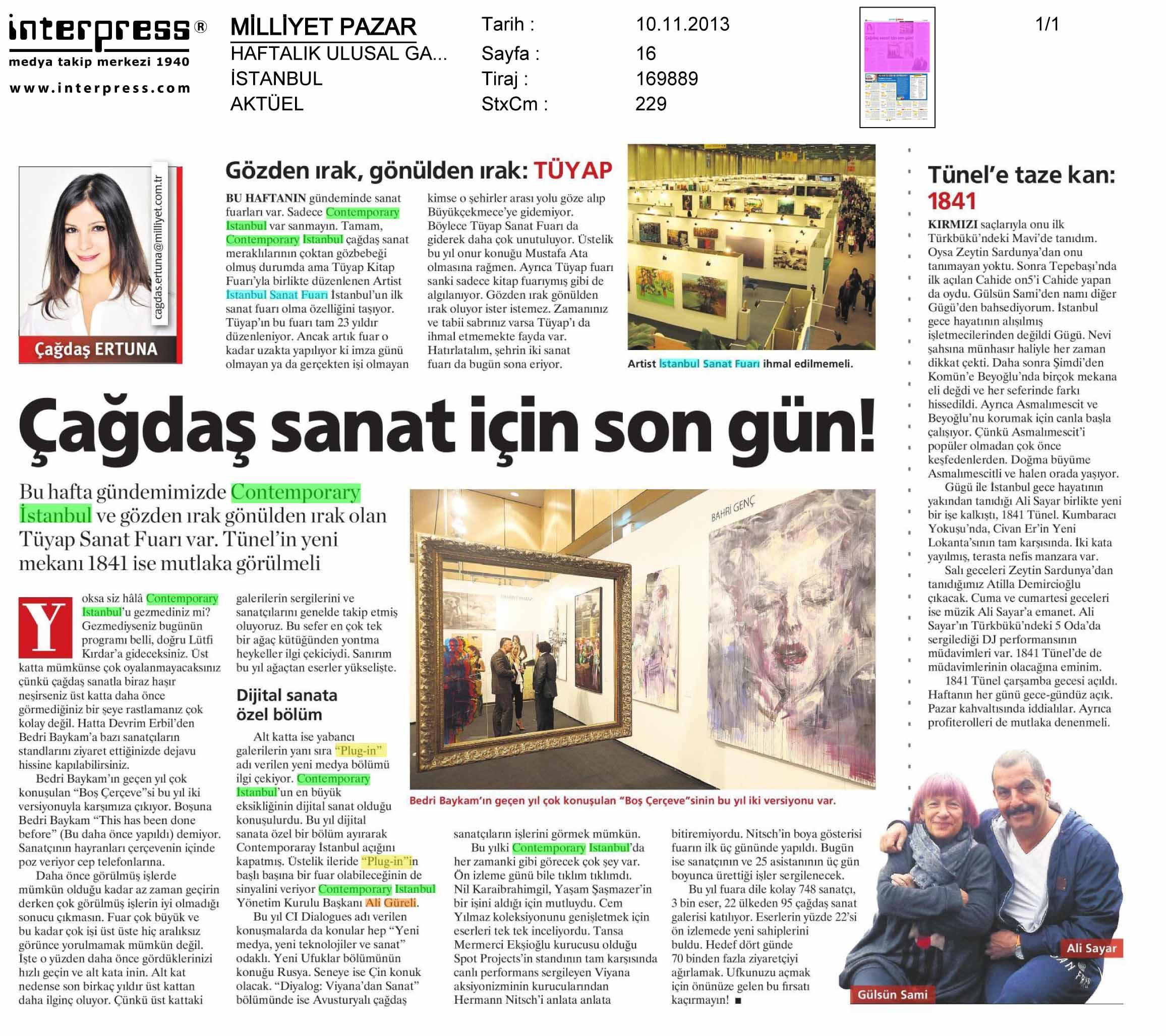 Milliyet Pazar - Ulusal Haftalık Gazete Ek - 10.jpg