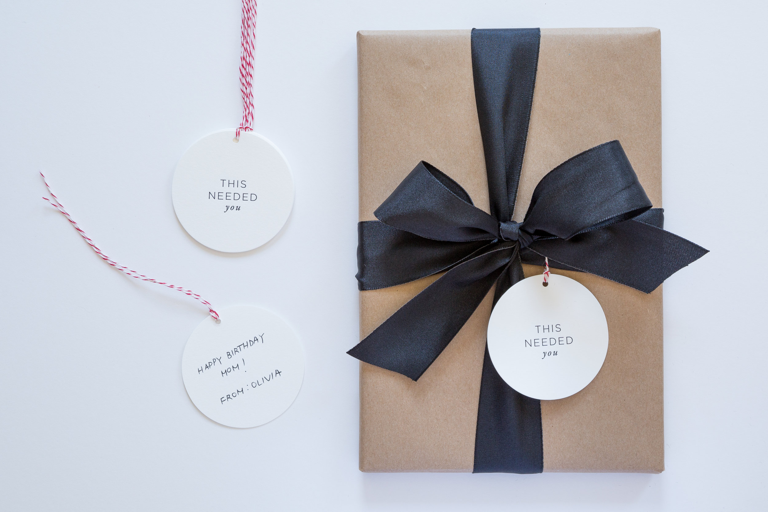 Gift Tags by Of Note Stationers