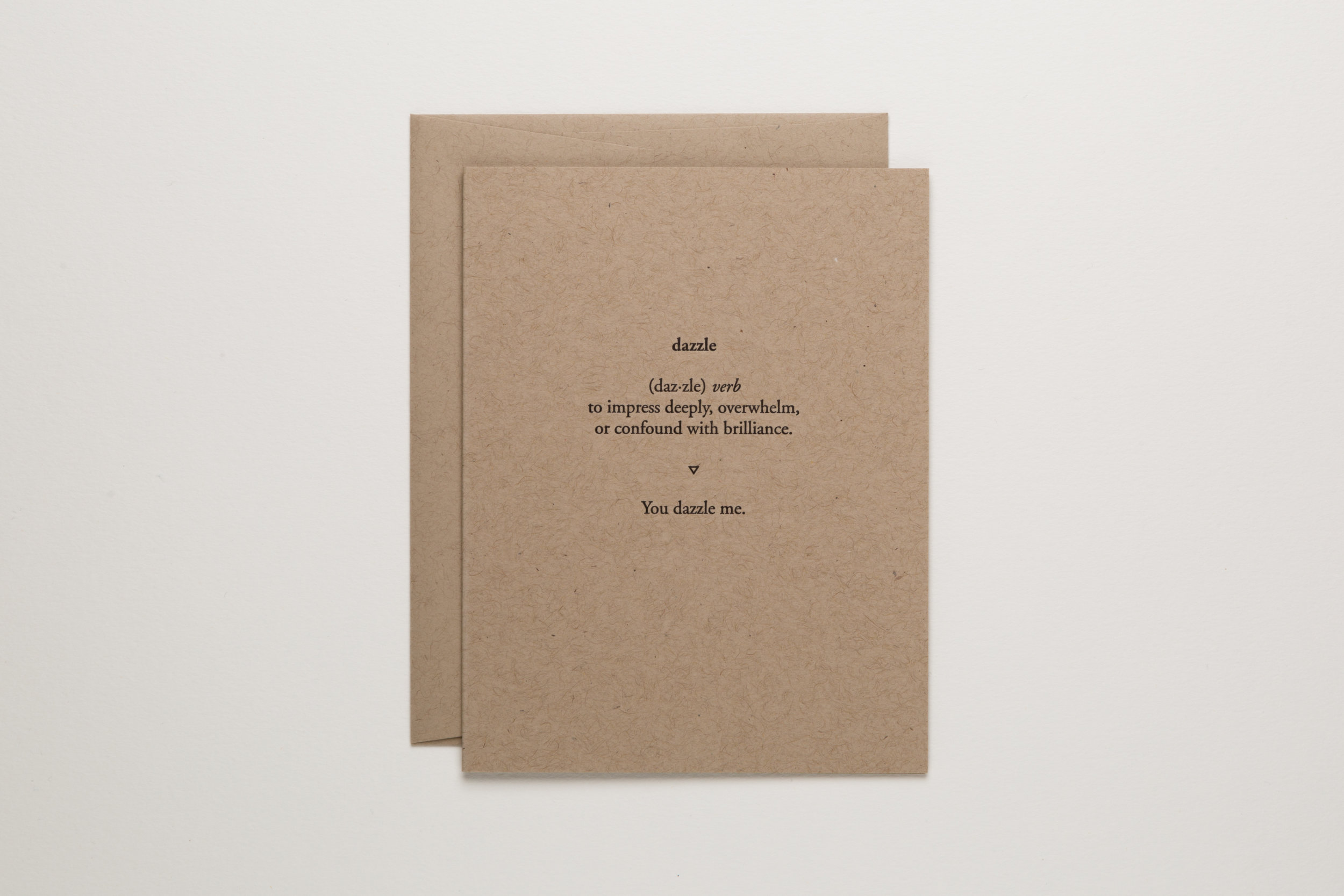 Dazzle | Of Note Stationers