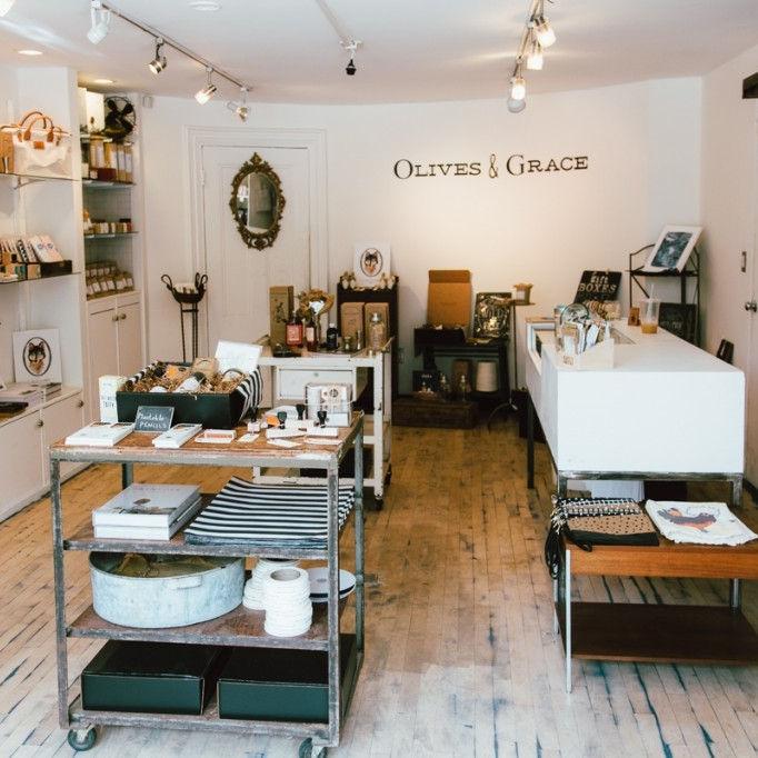 Olives and Grace | Of Note Stationers