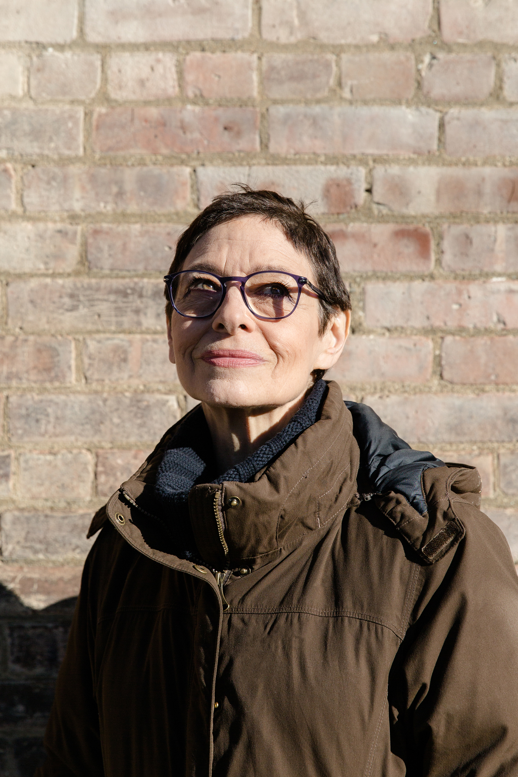 Eva Deitch for The Poughkeepsie Journal   Author Joan Juliet  Buck