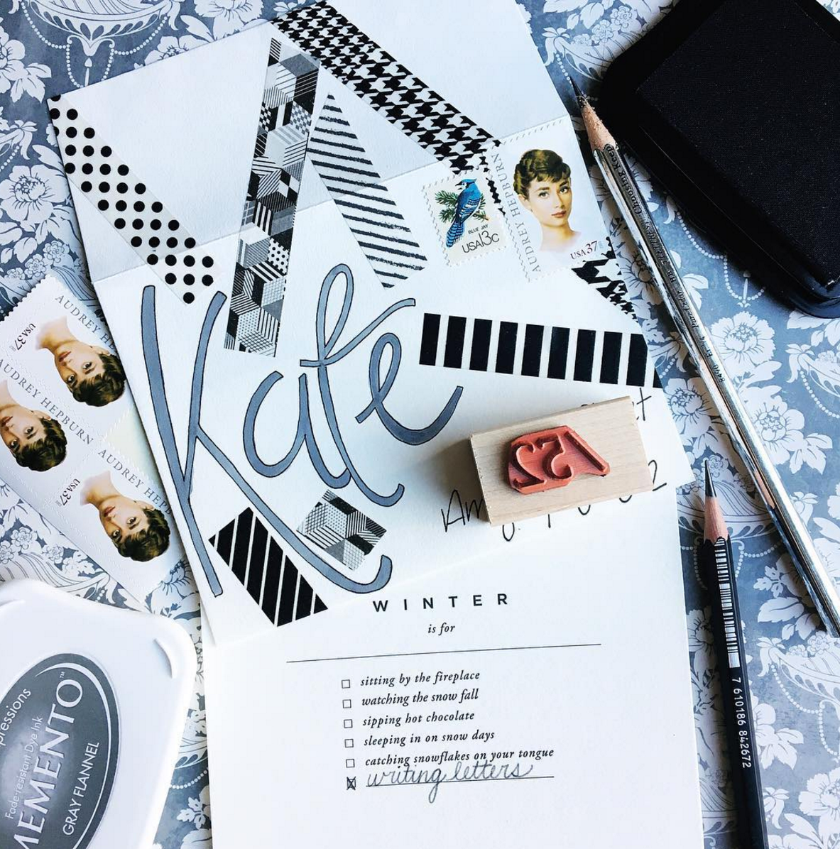 Mail More Love | Of Note Stationers