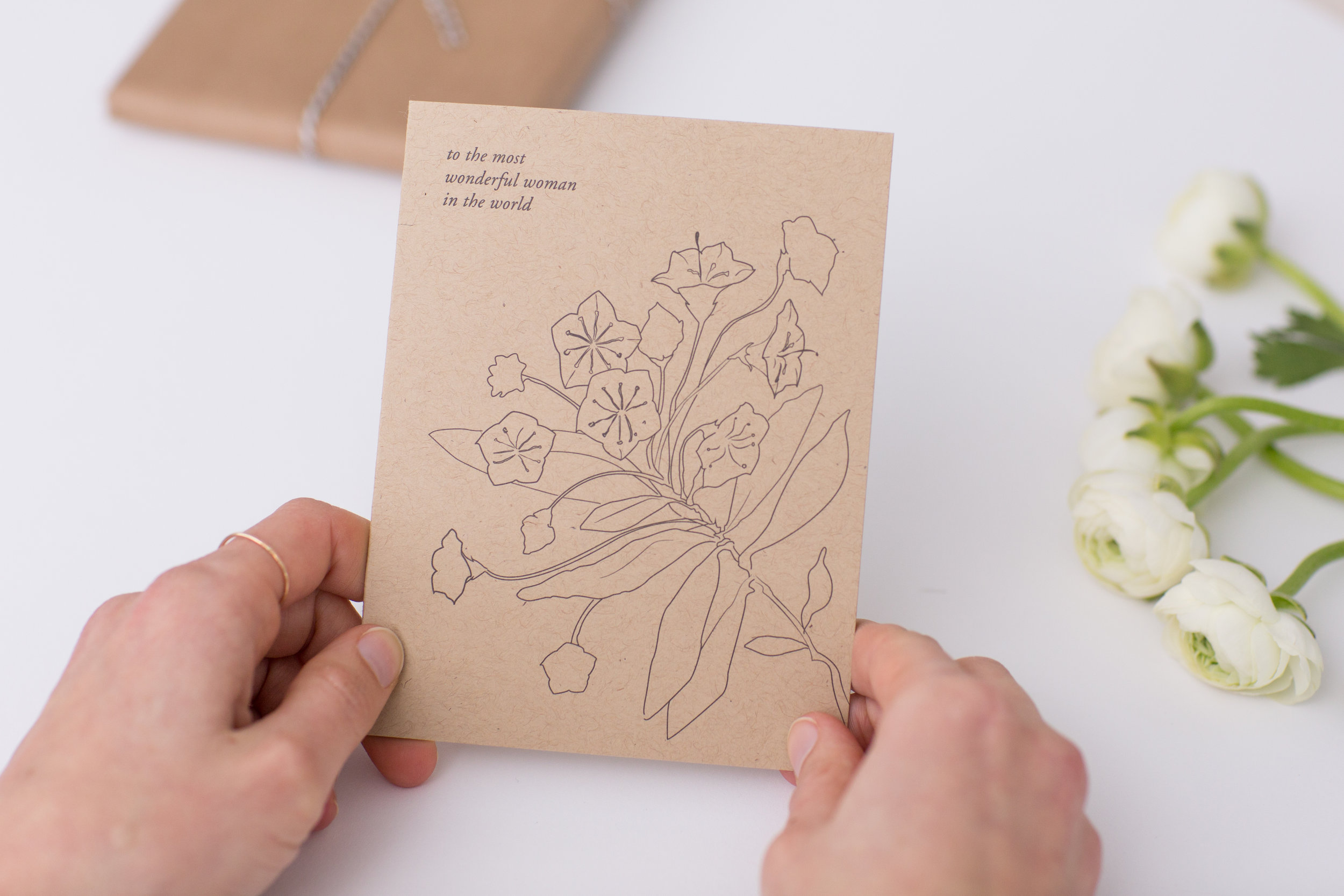 Beautiful Mother's Day Card | Of Note Stationers