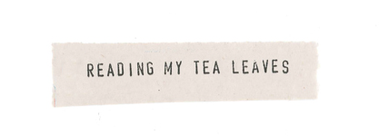 Reading My Tea Leaves Logo