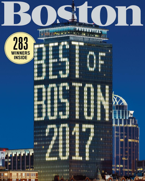Best of Boston   Of Note Stationers