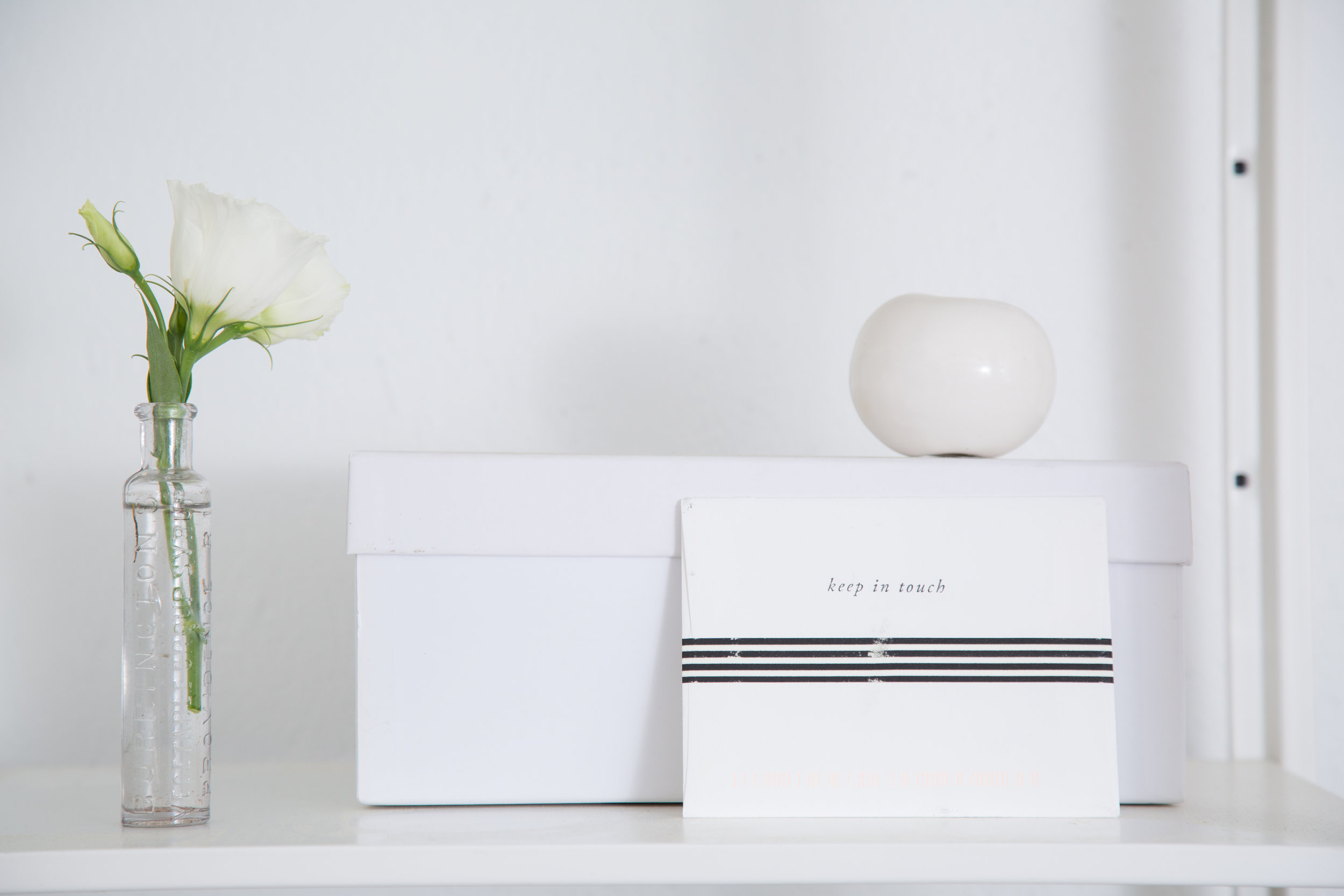 Keep in touch | Letter Writing Accent Stamps | Of Note Stationers