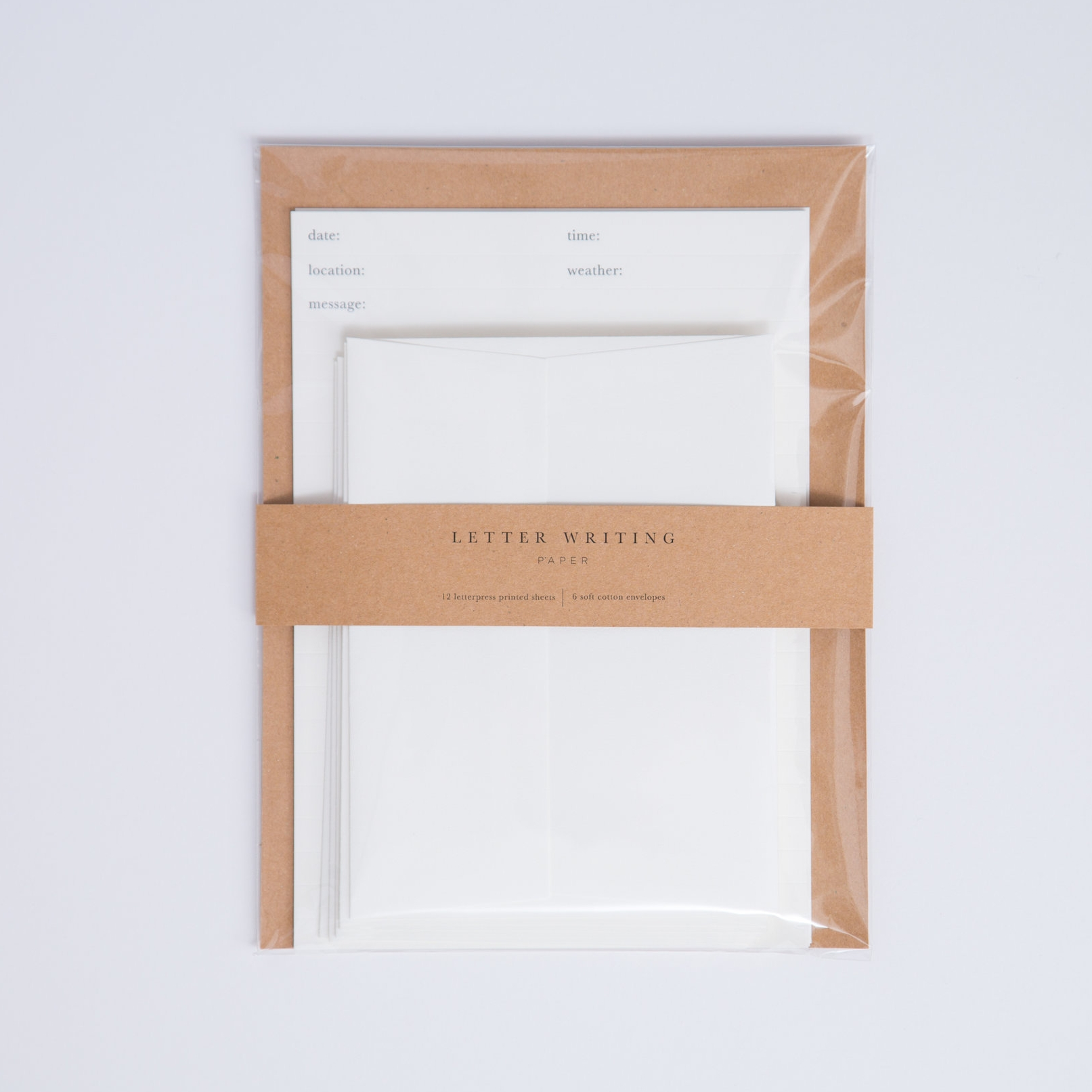 Letter Writing Paper | Of Note Stationers