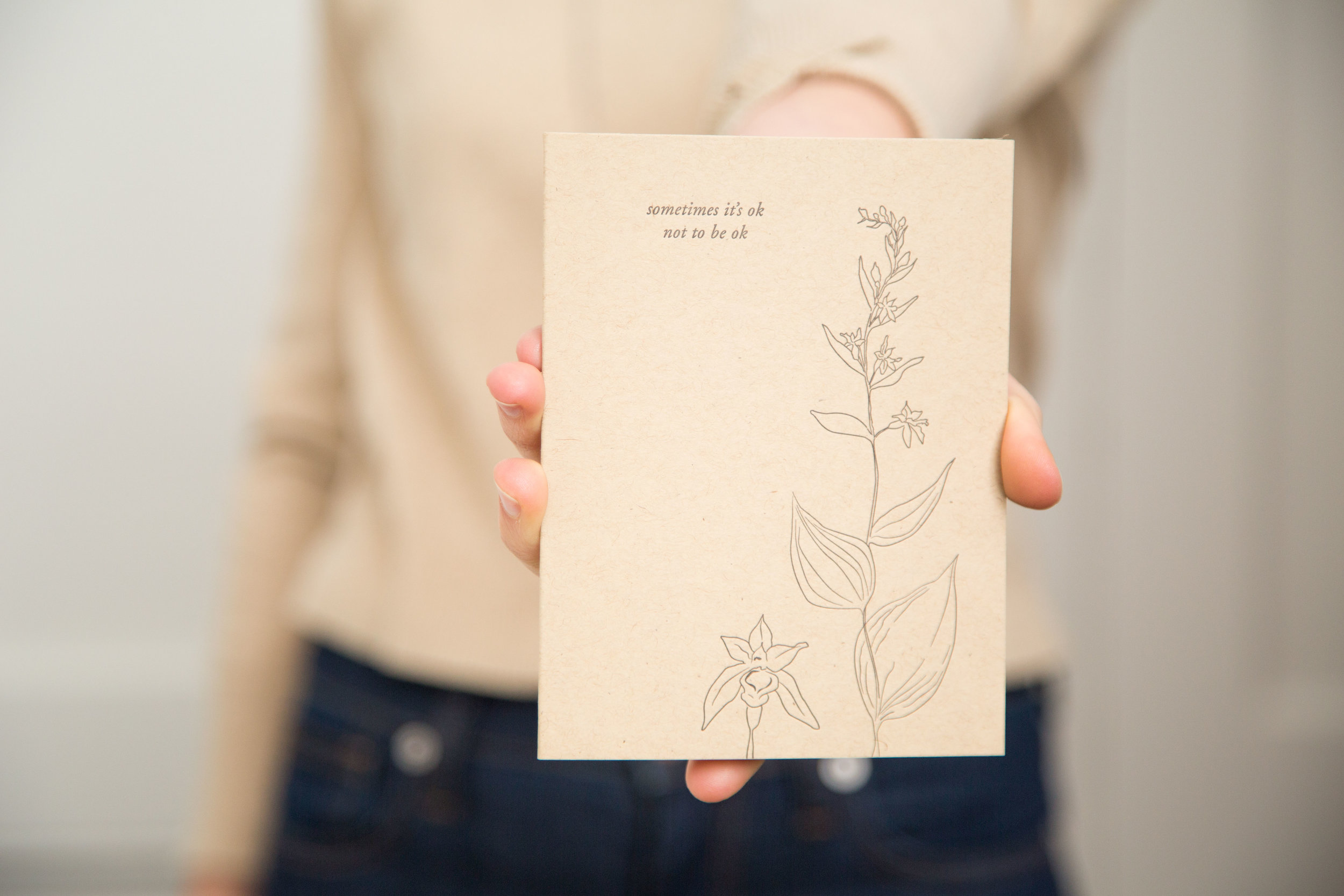 The healing power of letter writing | Of Note Stationers
