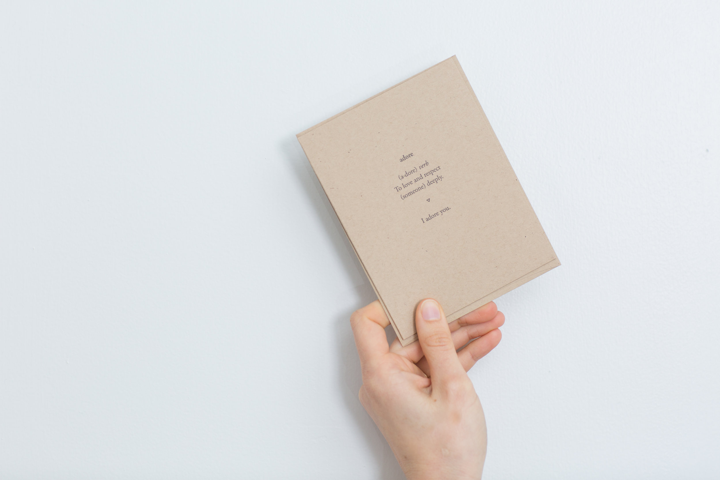 Meaningful Cards to Exchange on your Wedding Day | Of Note Stationers