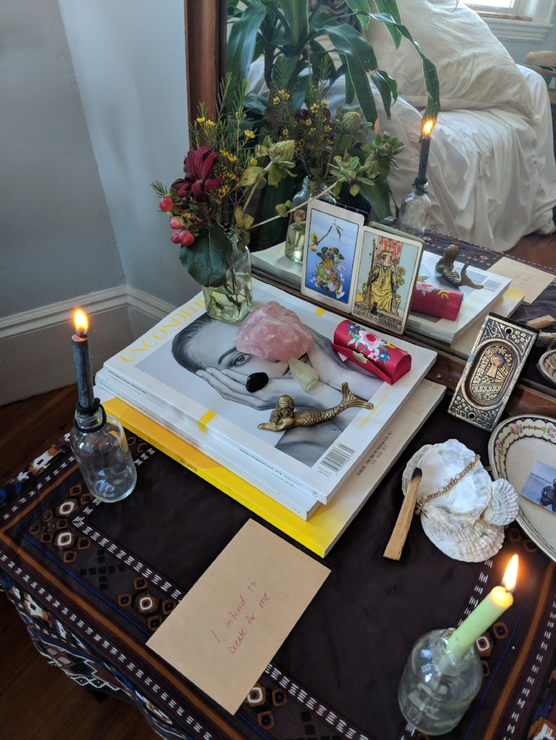Fall ritual for re-connecting | Spring Tide for Of Note Stationers