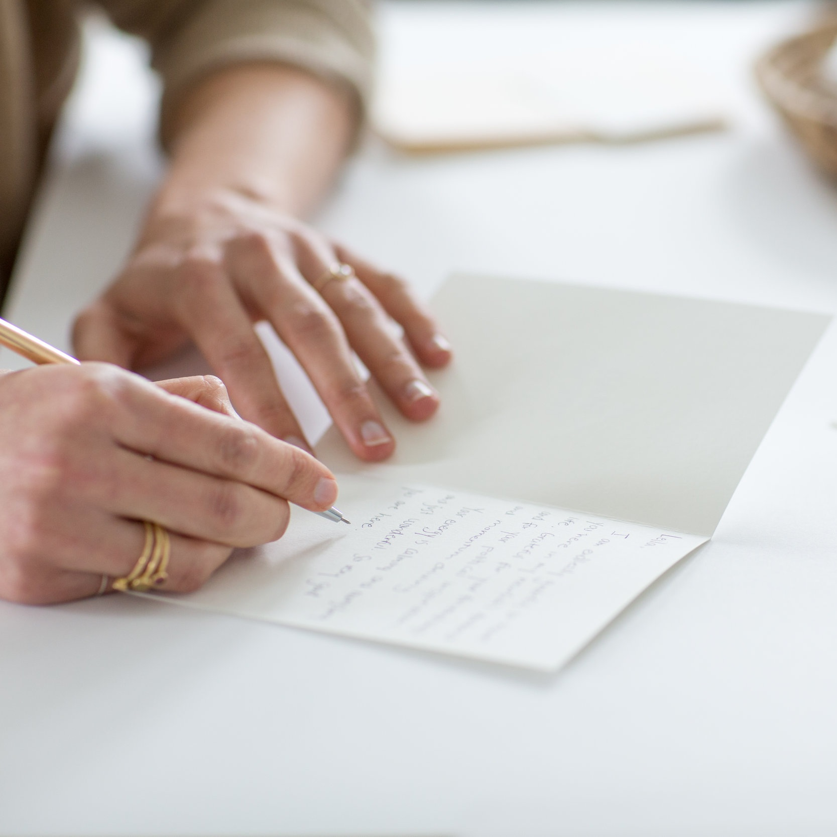 Mindful Love Letters | Of Note Stationers
