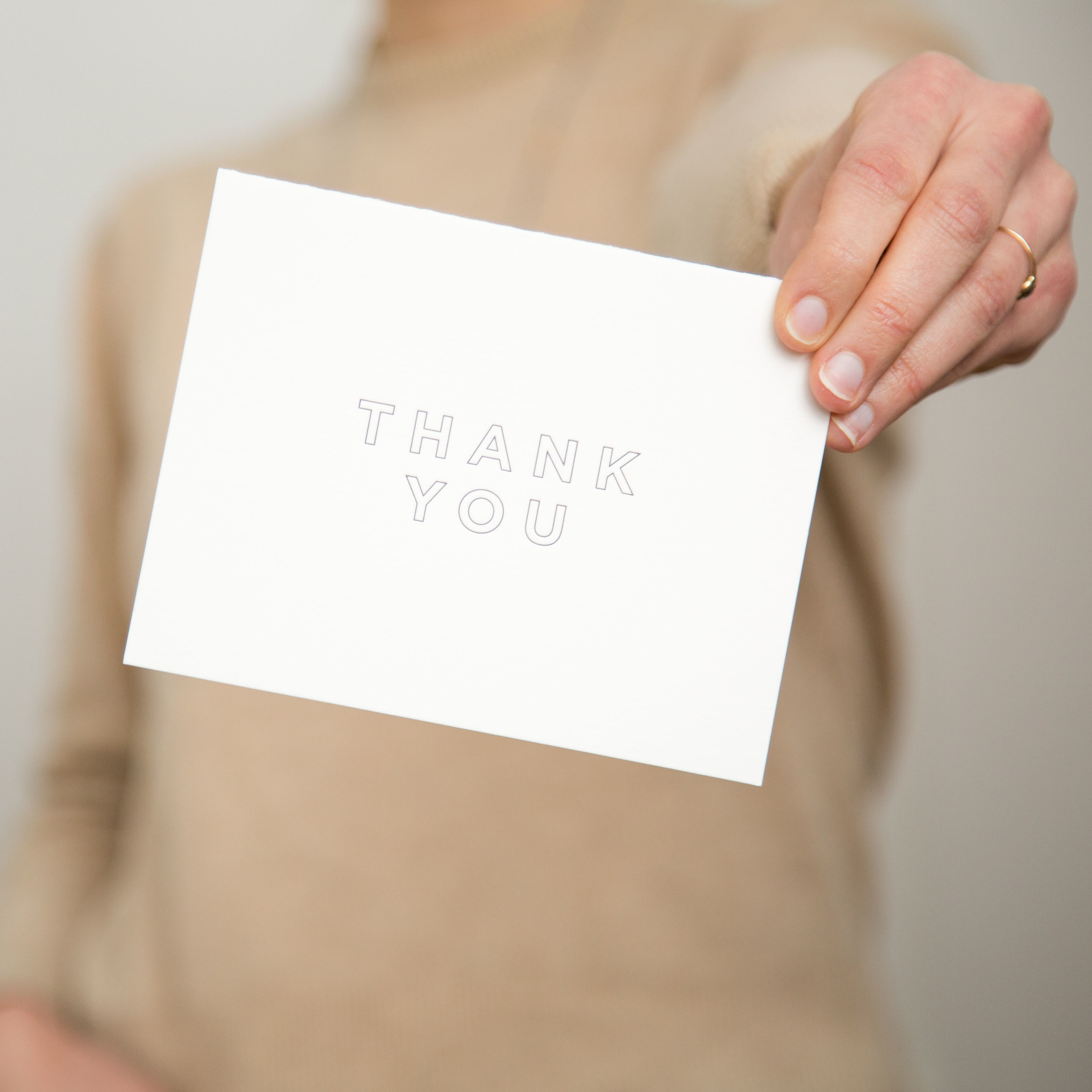 The power of gratitude and appreciation | Of Note Stationers | Approaching with Kindness