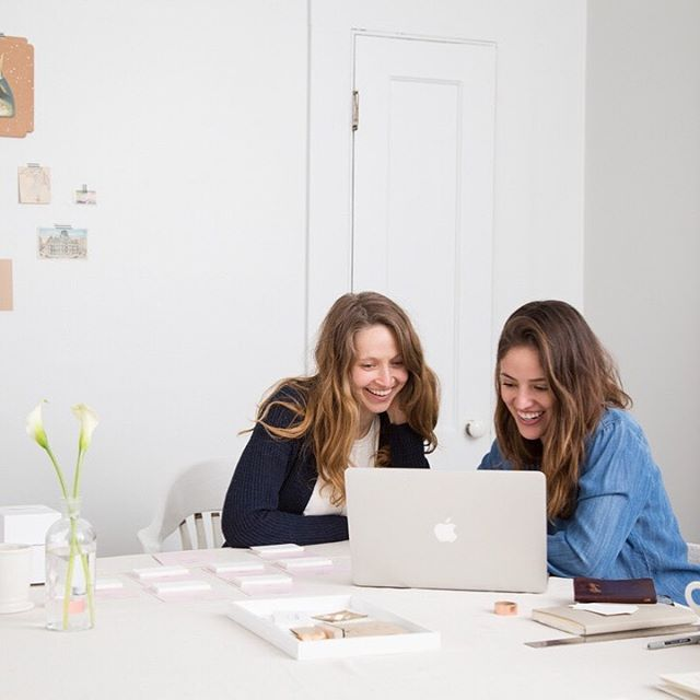 In our happy place dreaming, scheming, and designing. Currently working on Sincerely Volume 4, releasing early August ✨ Find out more through the link in profile ✨