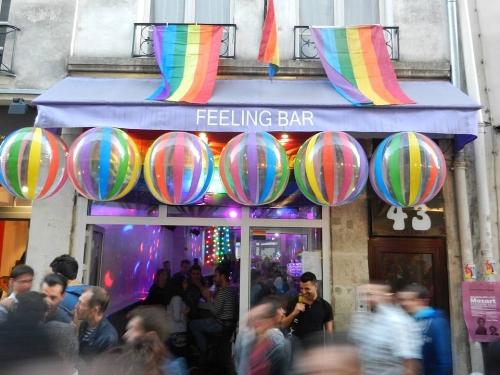 Gay Pride, 2013, via  Le Feeling