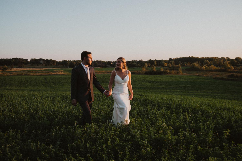 Brandon + Rachel - Dellwood Barn, MN