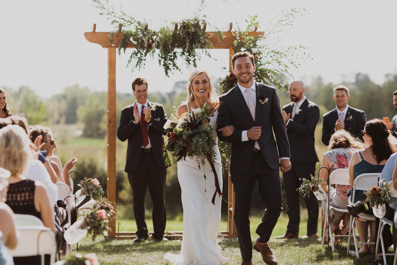 Rachel & Brandon Roach - Dellwood Barn, Minnesota