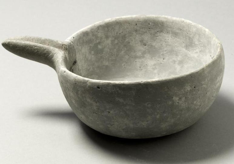 Neolithic Bowl, Cyprus,Museum of Mediterranean and Near Eastern Antiquities in Sweden
