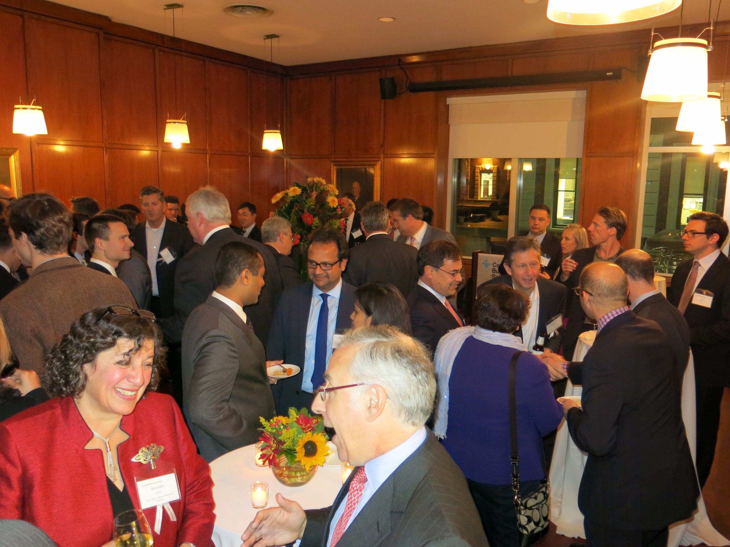 JV Negotiations Competition Reception