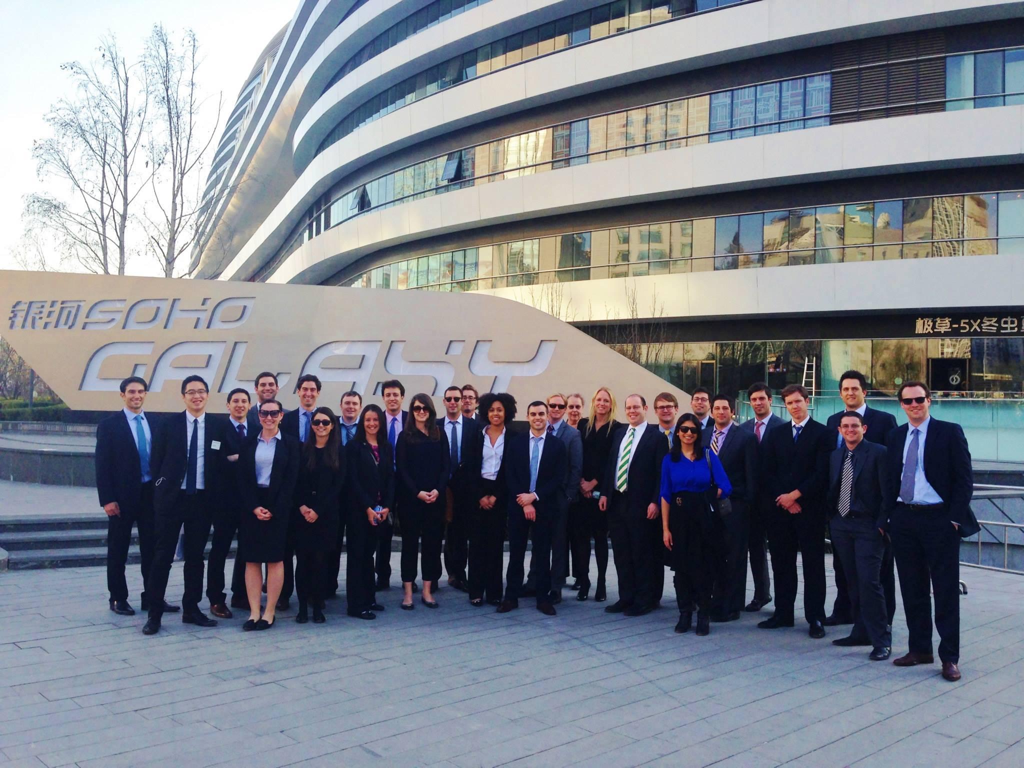 Galaxy Soho, Spring Break Real Estate Trek to Beijing, China