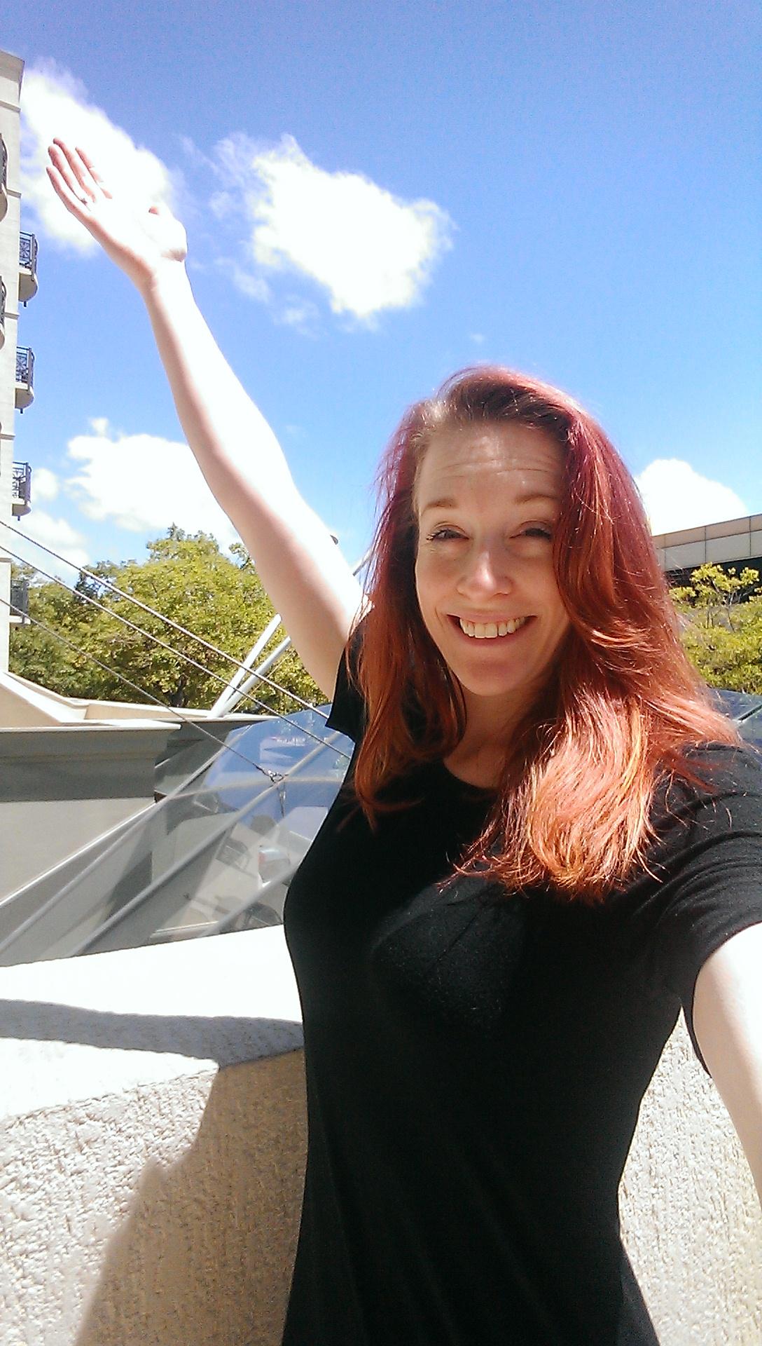 Made it to Australia!