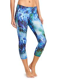 Athleta Chatarunga Capri in Bloom