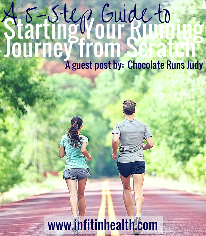 A 5-Step Guide to Starting Your Running Journey from Scratch